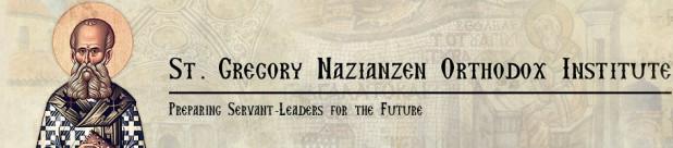 St. Gregory Nazianzen Orthodox Institute