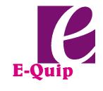 E-Quip Logo (copyrighted)